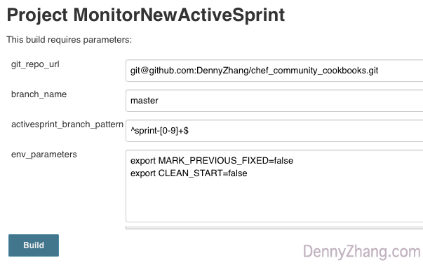 Monitor Active Sprint Change