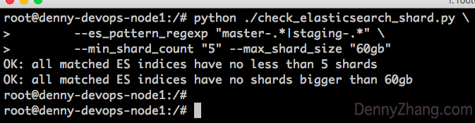 Examine Your Elasticsearch Shards